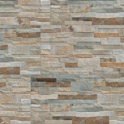 Rivestimento decorativo granito grigio prezzi e offerte for Finte piastrelle