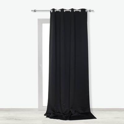 Tenda Oscurante nero 140 x 280 cm
