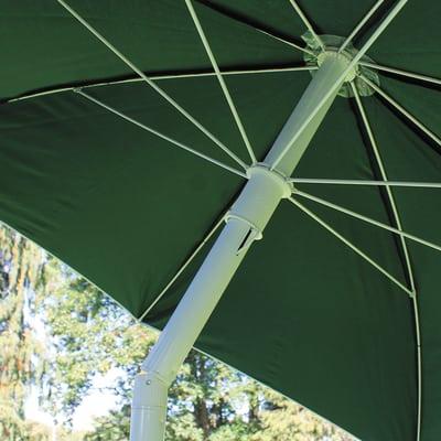 Ombrellone Ø 1,9 m verde