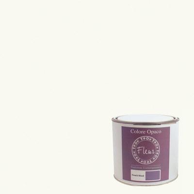 Idropittura traspirante chalk white 2,5 L Fleur