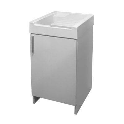 Mobile lavatoio Evo L 45 x P  50 x H 84 cm