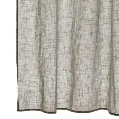 Tenda Aspect lin grigio 145 x 300 cm