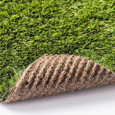 Erba sintetica pretagliata Santorini L 5 x H  1 m, spessore 35 mm