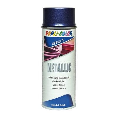Smalto spray Metallic viola diamantato 400 ml