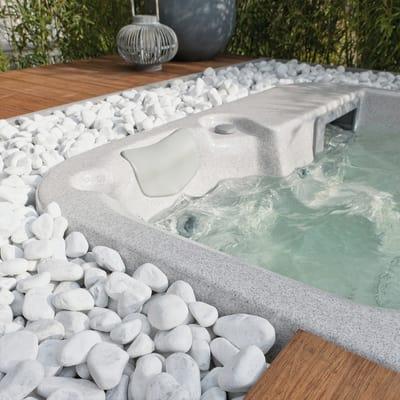 Ciottoli bianco carrara prezzi e offerte online leroy merlin for Ciottoli bianchi da giardino prezzi