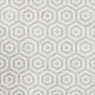Piastrella Kaza Mix 20 x 20 cm grigio