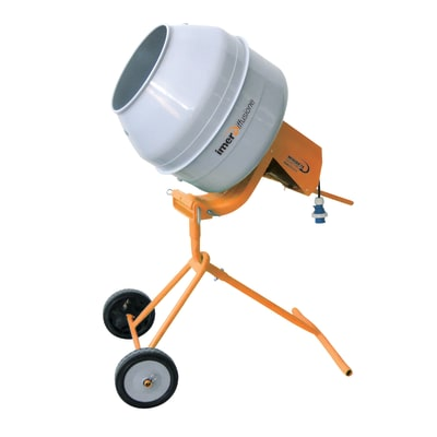 Betoniera elettrica Mini Beta 4 134 L