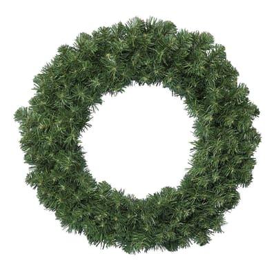 Ghirlanda verde ø 60 cm