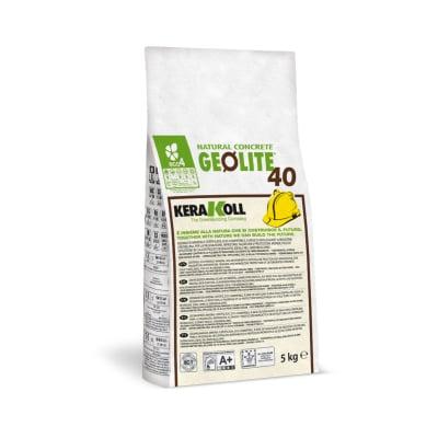 Ripristino calcestruzzo Geolite 40 Kerakoll 5 kg