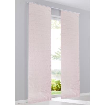 Tenda a pannello Seed rosa 60 x 300 cm