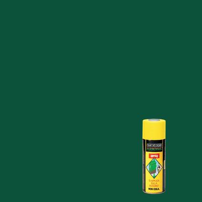 Smalto per ferro antiruggine spray Saratoga Fernovus verde prato brillante 0,4 L
