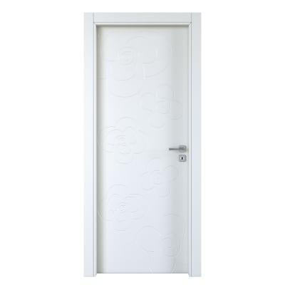 Porta da interno battente Flower silk 60 x H 210 cm sx
