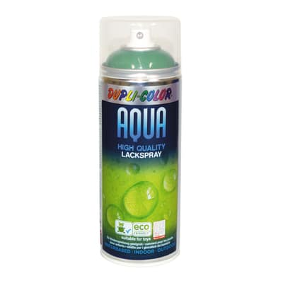 Smalto spray Aqua verde foglia RAL 6002 Lucido 350 ml