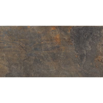 Piastrella Ardesia 30,5 x 60,5 cm multicolor