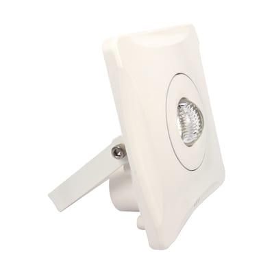 Proiettore Faro LED bianco 10 W