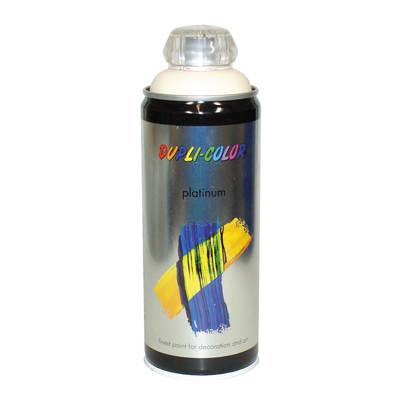 Smalto spray Platinum avorio chiaro RAL 1015 satinato 400 ml