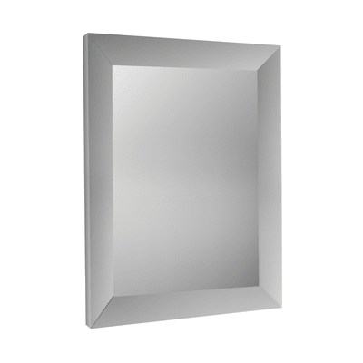 Specchio Inox 60 x 80 cm