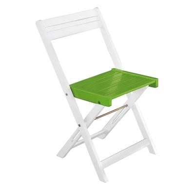 Sedia pieghevole Balcony verde