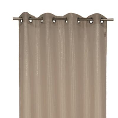 Tenda Lucciola tortora 140 x 280 cm