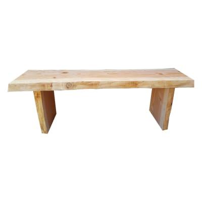 Panca legno L 200 x P 30 x H 45 cm grezzo prezzi e offerte online ...