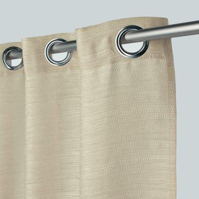 Tenda corda ecru 140 x 280 cm prezzi e offerte online for Fermatenda leroy merlin