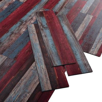 Pavimento vinilico Blue red 4.2 mm