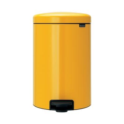 Pattumiera Pedal Bin New Icon 20 L giallo