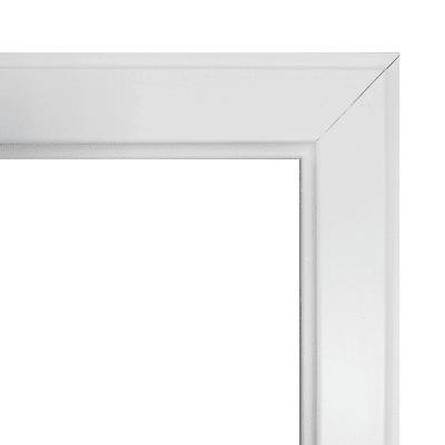 Cornice Laila bianco 13 x 18 cm