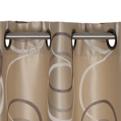 Tenda Rondine beige 140 x 280 cm
