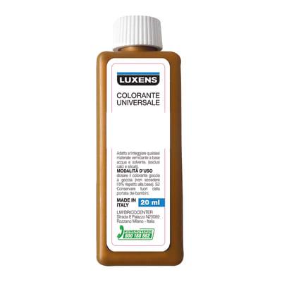 Colorante iperconcentrato ad acqua Bravo giallo ossido 20 ml