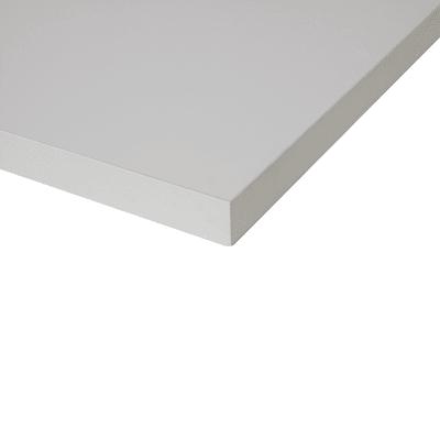 Piano cucina su misura Fenix NTM Malè bianco 2 cm
