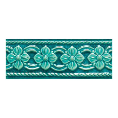 Formella Sardegna azzurro 7,5 x 20 cm