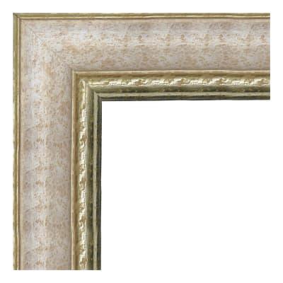 Specchio da parete rettangolare venere avorio 73 x 93 cm - Specchio rettangolare da parete ...