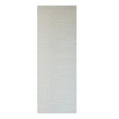 Tenda a pannello Bamboo bianco 60 x 265 cm