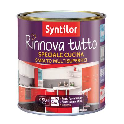 Smalto Rinnova tutto Syntilor Tortora 0,5 L