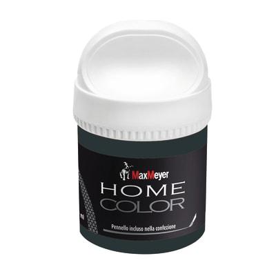Tester idropittura murale Home Color nero Max Meyer