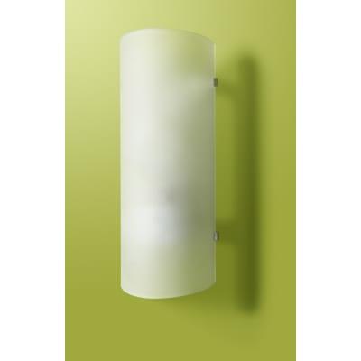 Applique Hanko bianco L 10,5 x H 26 cm