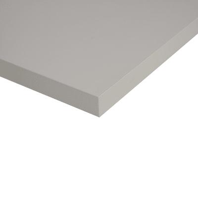 Piano cucina su misura laminato Gabbiano grigio 6 cm