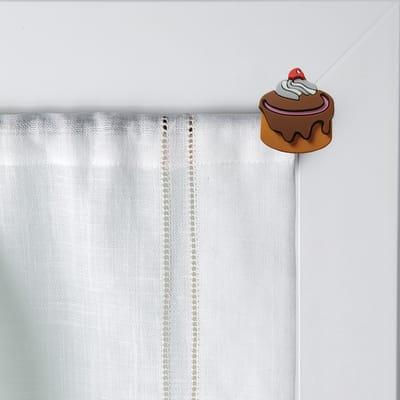 Gommini con calamite decorative per astina Magnetic - Cupcake in ABS
