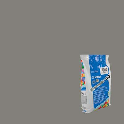 Stucco per fughe in polvere Keracolor GG grigio medio 5 kg