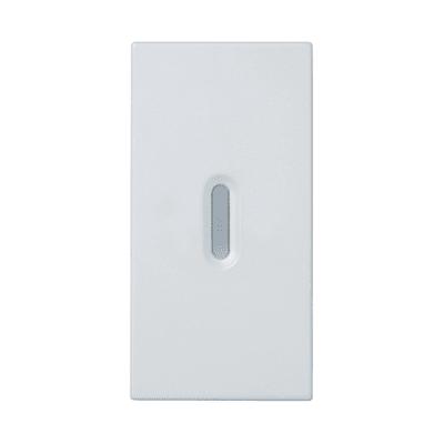Copritasto LED con diffusore Simon Urmet Nea Bianco