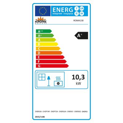 Inserto Camino 13.8 kW a pellet