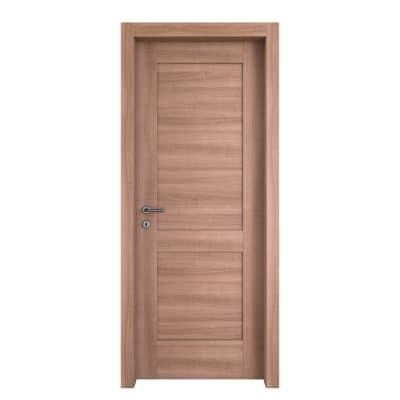 Porta da interno battente Fusion 80 x H 210 cm dx