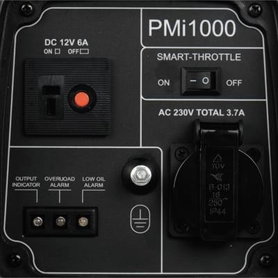 Generatore di corrente powermate pmi1000 1 kw prezzi e for Generatore di corrente 10 kw