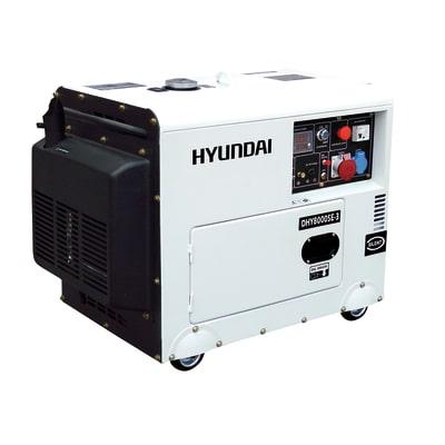 Generatore di corrente hyundai 6 3 kw prezzi e offerte for Generatore hyundai leroy merlin