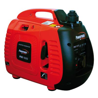 Generatore di corrente powermate pmi1000 1 kw prezzi e for Leroy merlin generatore
