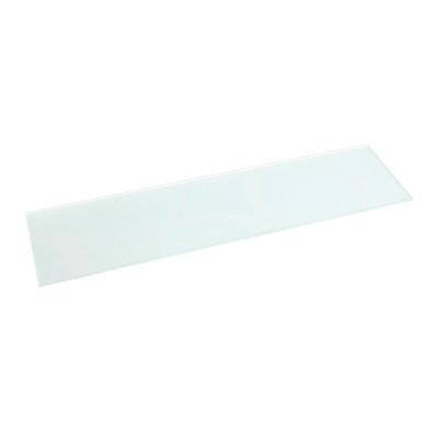 Mensola Spaceo serigrafata L 90 x P 15, sp 0,5 cm
