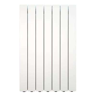 Radiatore Modern in alluminio 7 elementi interasse 800 mm