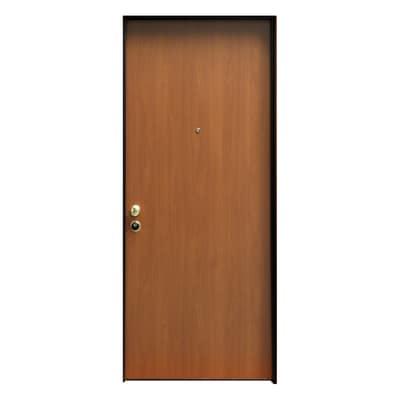Porta blindata Hook tanganika medio L 85 x H 210 cm sx
