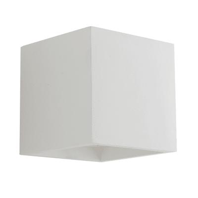 Applique Gesso Rubik Ø 11,5 cm